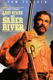 Last Stand at Saber River - movie with Denis Forest.