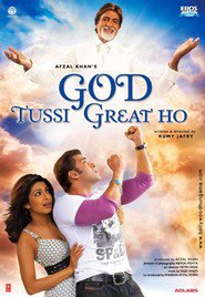 God Tussi Great Ho - movie with Salman Khan.