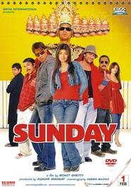 Sunday is the best movie in Irfan Khan filmography.