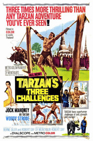 Tarzan's Three Challenges is the best movie in Anthony Chinn filmography.