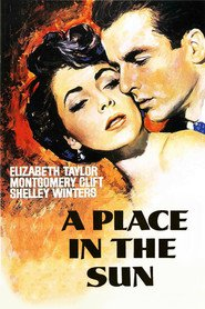 A Place in the Sun - movie with Shepperd Strudwick.