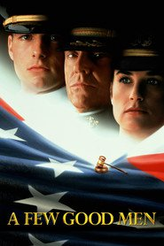 A Few Good Men - movie with Kiefer Sutherland.