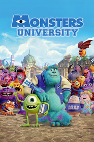Monsters University - movie with Helen Mirren.
