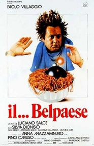 Il... Belpaese - movie with Paolo Villaggio.