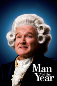 Man of the Year - movie with Robin Williams.