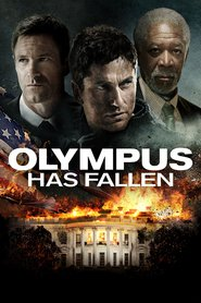 Olympus Has Fallen - movie with Robert Forster.