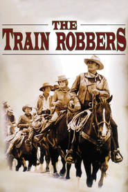 The Train Robbers - movie with Ricardo Montalban.