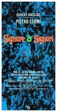 Signore & signori is the best movie in Gastone Moschin filmography.