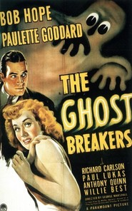 The Ghost Breakers - movie with Anthony Quinn.