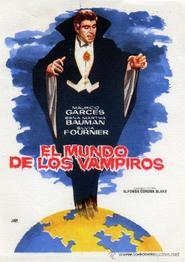 El mundo de los vampiros is the best movie in Jose Baviera filmography.