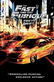 The Fast and the Furious: Tokyo Drift - movie with Brian Goodman.