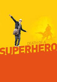 Death of a Superhero - movie with Andy Serkis.