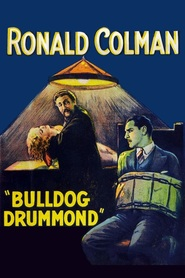 Bulldog Drummond - movie with Joan Bennett.