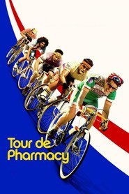 Tour de Pharmacy - movie with John Cena.