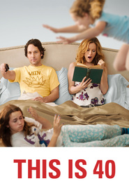 This Is 40 is the best movie in Melissa McCarthy filmography.