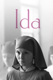Ida - movie with Agata Kulesza.