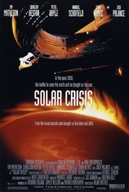Solar Crisis - movie with Peter Boyle.
