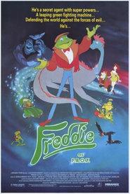 Freddie as F.R.O.7. is the best movie in Edmund Kingsley filmography.