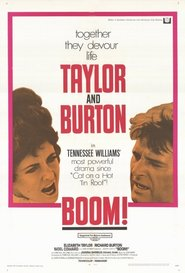 Boom is the best movie in Elizabeth Taylor filmography.