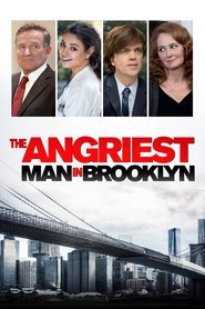 The Angriest Man in Brooklyn - movie with Robin Williams.
