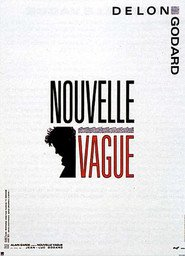 Nouvelle vague - movie with Alain Delon.