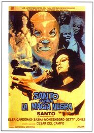 Santo contra la magia negra is the best movie in Fernando Oses filmography.