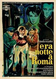 Era notte a Roma - movie with Sergei Bondarchuk.