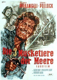 I moschettieri del mare - movie with Carlo Ninchi.