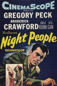 Night People is the best movie in Peter van Eyck filmography.