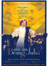Being Julia is the best movie in Jeremy Irons filmography.