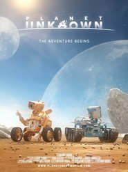 Animation movie Planet Unknown.