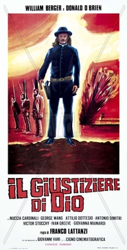 Il giustiziere di Dio - movie with Attilio Dottesio.