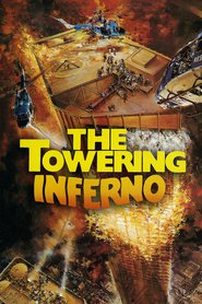 The Towering Inferno - movie with Robert Vaughn.