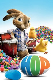 Hop - movie with Kaley Cuoco-Sweeting.