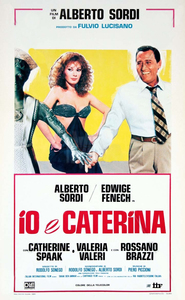 Io e Caterina - movie with Rossano Brazzi.