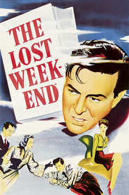 The Lost Weekend - movie with Ray Milland.