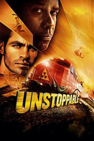 Unstoppable - movie with Denzel Washington.
