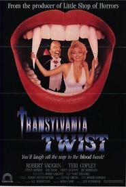 Transylvania Twist - movie with Robert Vaughn.