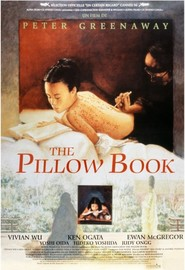 The Pillow Book - movie with Vivian Wu.