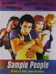 Sample People - movie with Joel Edgerton.