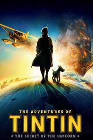 The Adventures of Tintin - movie with Nick Frost.