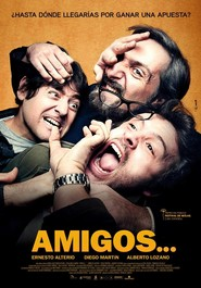 Amigos - movie with Ernesto Alterio.