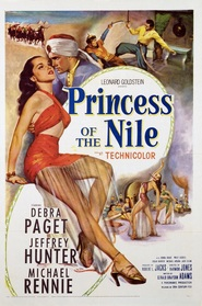 Princess of the Nile - movie with Debra Paget.