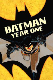 Batman: Year One - movie with Ben McKenzie.