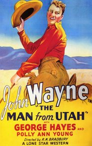 The Man from Utah - movie with George Cleveland.