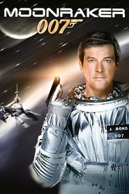 Moonraker - movie with Roger Moore.