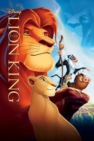 The Lion King - movie with Jeremy Irons.