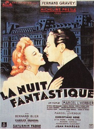 La nuit fantastique is the best movie in Michel Vitold filmography.