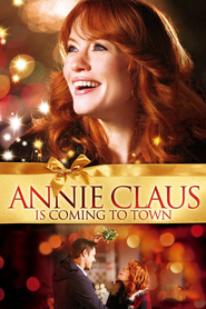Film Annie Claus is Coming to Town.