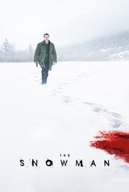 The Snowman - movie with Michael Fassbender.